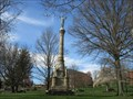 Image for Greene County Civil War Memorial - Waynesburg, Pennsylvania