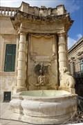 Image for Main Guard Fountain - Valletta, Malta