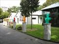 Image for Bustes multicolors dans le Jardin d'Acclimatation - Paris, France