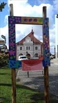 Image for 'Blick zum alten Rathaus' - Mitterteich, Oberpfalz, Bayern, Deutschland