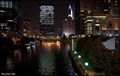 Image for Chicago river from North Columbus Drive bridge (Chicago, Illinois)