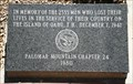 Image for Pearl Harbor Memorial, Escondido, California, USA