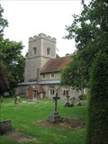 Image for Weston Turville - St Mary the Virgin - Bucks