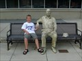 Image for Mayor Kirsch Sit-by-me Statue - Richfield, MN