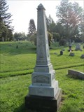 Image for Alsdurf - Evergreen Cemetery - Union City, PA