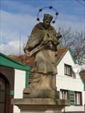 Image for St. John of Nepomuk // sv. Jan Nepomucký - Bušovice, Czech Republic