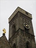 Image for Clock on Kirche Unsere Liebe Frau - Bamberg, Germany