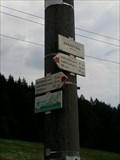 Image for Turisticky ukazatel - Kasany (bus), CZ
