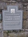 Image for Carew Celtic Cross - Carew - Pembrokeshire