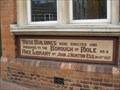 Image for Free Library - Lagland Street, Poole, Dorset, UK