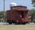 Image for Controversial Caboose -- Crystal City TX