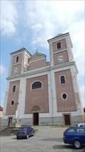 Image for Kostel Nanebevzetí Panny Marie - Pozorice, Czech Republic