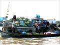 Image for The Floating markets in the Mekong Delta - Vietnam