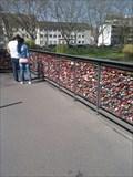 Image for Love Padlocks in Heilbronn/ BW/  Germany