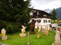 Image for Tierstatuen Holzschnitzgarten Moos - Leutasch, Tirol, Austria