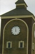 Image for Parking Garage Clock - Carrollton, GA