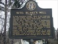 Image for Site: Blake's Mill - GHM 044-11 - DeKalb Co., GA