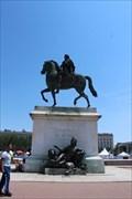 Image for Statue équestre de Louis XIV - Lyon, France