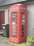 Image for Red Telephone Box - Tomich, Scotland