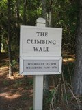 Image for The James Island County Park Climbing Wall - Columbia, SC