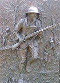 Image for World War I - Veterans Memorial - Oklahoma City, Oklahoma, USA