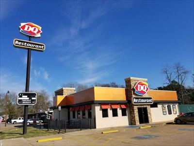 Dairy Queen East Rusk Street Jacksonville Tx Restaurants On Waymarking