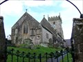 Image for St Bridget's - Medieval Church - St Brides Major, Vale of Glamorgan, Wales.