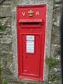 Image for Victorian Post Box -  Ballajora Station, Isle of Man