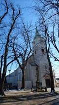 Image for Kostel svatého Petra a Pavla (Wiki) - Jedovnice, Czech Republic