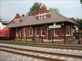 Image for Marietta, GA Train Depot -- Welcome Center