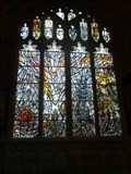 Image for Modern windows, Great Malvern Priory, Great Malvern, Worcestershire, England