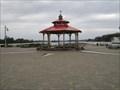 Image for Muskoka Wharf Compass Rose - Gravenhurst, Ontario, Canada