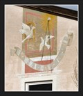 Image for Sundial on Kindergarten building - Garmisch-Partenkirchen, Germany