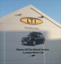 Image for London Taxis International (LTI) - Coventry, UK