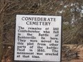 Image for HHH-7 Confederate Cemetery
