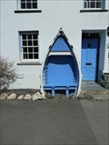 Image for Row boat seat - Gull Cottage, Penally Hill - Boscastle, Cornwall