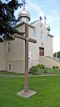 Image for Holy Trinity Ukrainian Catholic Church Cross - Kamloops, BC