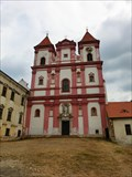 Image for Louka Abbey - Znojmo, Czech Republic