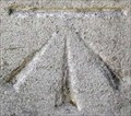 Image for Cut Bench Mark - Katharine Street, Croydon, UK