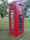 Image for Red Thelephone Box - Shorne - Kent