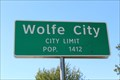 Image for Wolfe City, TX - Population 1412