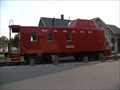 Image for Train Caboose 2856 - Princeton, IN, USA