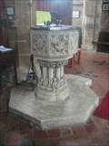 Image for Font - Church of  St Botolph - Church Brampton, Northants