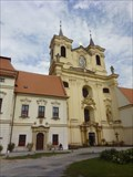 Image for Kostel svatého Petra a Pavla - Rajhrad, Czech Republic