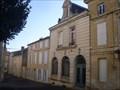 Image for Ancienne Caisse Epargne. St Maixent L'Ecole. France