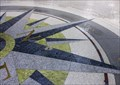 Image for Airport Compass Rose - Cagliari, Sardegna, Italy