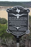 Image for Oliver Loving - Palo Pinto County, TX
