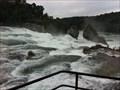 Image for LARGEST - Plain Waterfall in Europe - Rheinfall - Neuhausen, SH, Switzerland