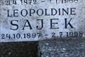 Image for 100 - Leopoldine Sajek - Wien, Austria