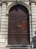 Image for Doorway of the Oude Stadhuis Hasselt - Limburg / Belgium